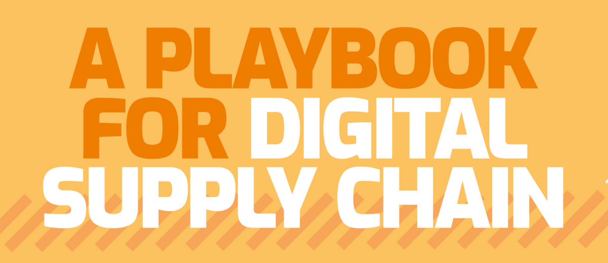 playbook for digital supply chain